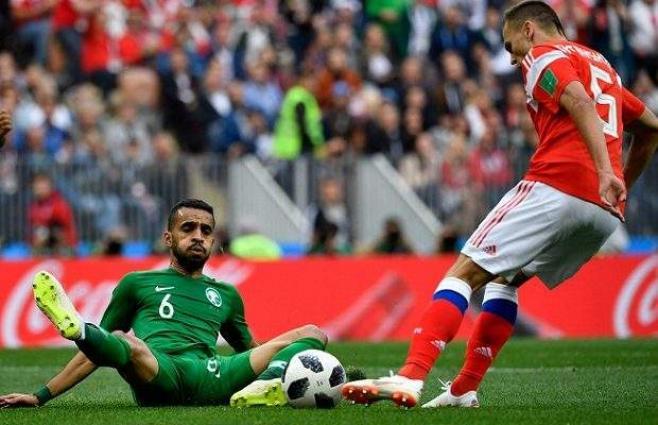 Cheryshev stars as Russia rout Saudi Arabia in World Cup opener