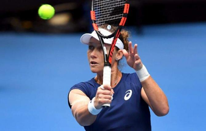 Australia's Stosur knocked out in Nottingham