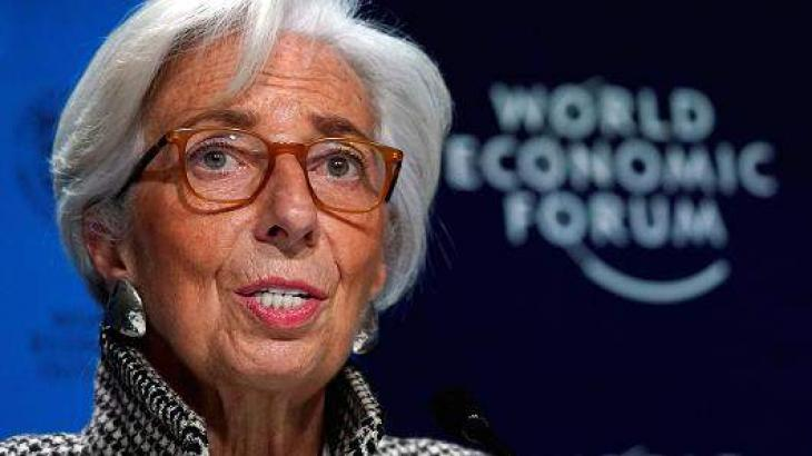 IMF's Lagarde warns trade wars create 'losers on both sides'