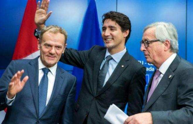 Italy threatens not to ratify EU-Canada trade deal