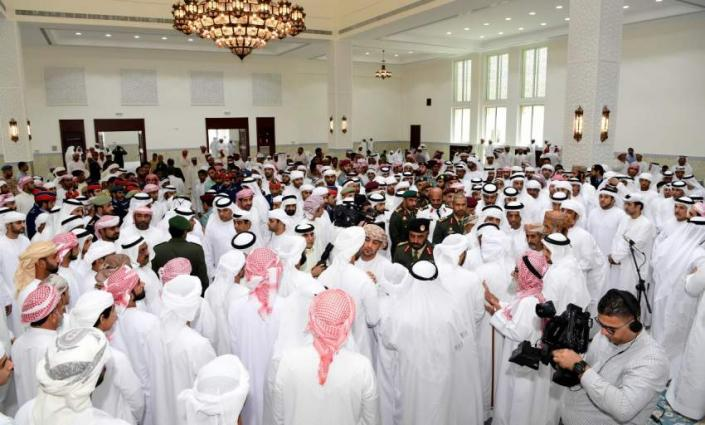 Absentee funeral prayer offered for UAE martyrs
