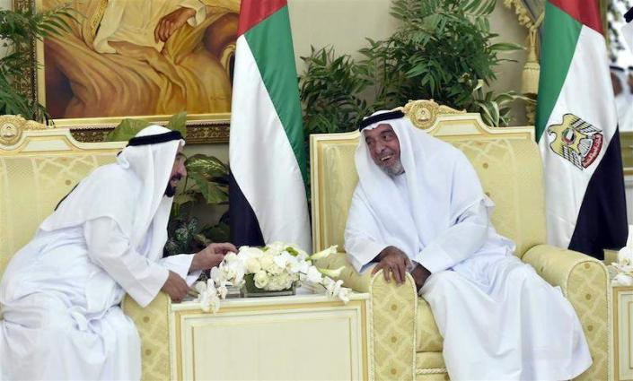 Mohamed bin Zayed exchanges Eid greetings with GCC leaders