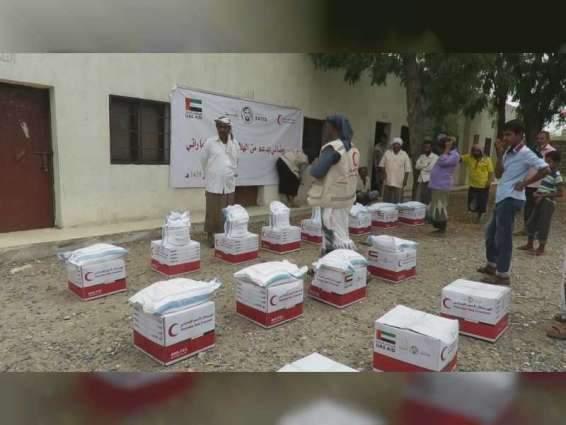 ERC sends urgent aid convoys to Al Jabaliya in Hodeidah