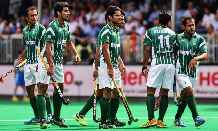 Holland Routs Pakistan 4 0 In Champions Trophy Hockey Tournament