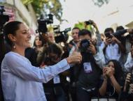 Claudia Sheinbaum, first woman elected Mexico City mayor