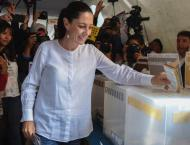 First woman elected Mexico City mayor: exit polls