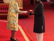 TYF 2016 alumnus receives prestigious 'Queen's Young Leaders  ..