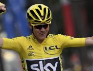 Froome never doubted he would be cleared of doping