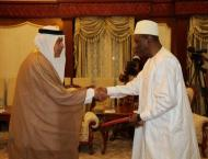 Guinea's PM receives UAE Ambassador