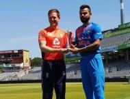 India win toss, bowl against England in 1st T20