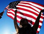 "Adults ""extremely proud"" to be Americans hit record low: Gallup"