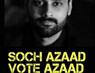Celebs support independent candidate Jibran Nasir with 'Hum mei ..