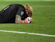 Karius Champions League howlers due to concussion: Klopp
