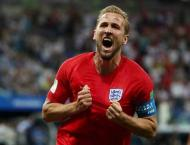 Kane sends records tumbling as he targets World Cup glory