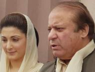 Nawaz Sharif sentenced to 10 years imprisonment, Maryam Nawaz sev ..