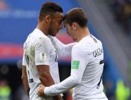 Griezmann did not celebrate goal out of 'respect' for Uruguay