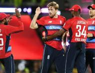 England restrict India to 148-5 in second T20