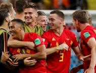 French, Belgians get into semifinal of FIFA World Cup 2018
