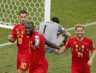 Belgium's 'golden generation' finally make their mark at World Cu ..