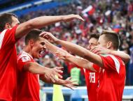 Russia's team meets with fans, World Cup semifinalists gearing up ..