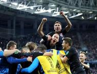Croatia World Cup success shifts spotlight from scandal