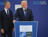 US Senate at odds with President Trump over NATO alliance
