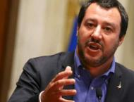 Italy's Salvini wants 'guarantees' before rescued migrants land