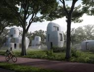 Dutch city to unveil world's first 3D-printed housing complex