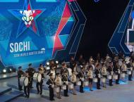 10,000 volunteers to be recruited for Military Games to held in W ..