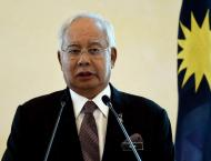 Account Freeze: Former Malaysian Prime Minister Najib Tun Razak   ..