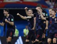 Croatian president plans to witness FIFA World Cup final match