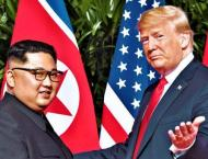 President Donald Trump shares 'very nice' letter from North Korea ..