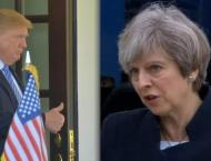 Trump: Brexit plan 'will probably kill' US trade deal