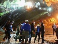 Brit diver tells of 'massive relief' at unprecedented Thai cave r ..