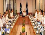 Command & Staff Conference of Pakistan Navy held at Naval Headqua ..