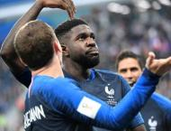 France focus on World Cup glory, spurred on by 2016 Euro pain