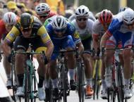 Groenewegen wins Tour de France 7th stage, Van Avermaet still in  ..