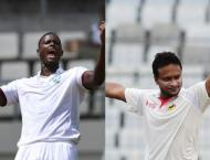 Cricket: West Indies v Bangladesh 2nd Test scoreboard