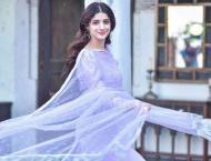 Aadab from Aaliya, Mawra Hocane shares a glimpse from Aangan