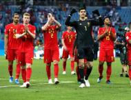 England and Belgium battle for World Cup consolation prize