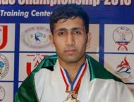 Qaiser Khan claims bronze medal in Asian Cup Cadet in Hong Kong