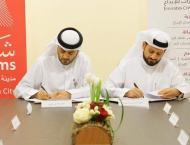 Shams, Emirates Creative Society sign MoU