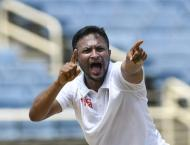 West Indies collapse against Bangladesh but remain in command