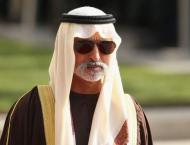 Nahyan bin Mubarak attends French embassy reception