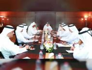 Ministry of Economy, Federation of UAE Chambers of Commerce discu ..