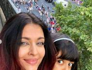 As France wins FIFA World Cup, Aishwarya witnesses celebrations i ..