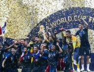 Best World Cup ever ended with France's victory in Moscow