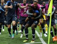 France beat Croatia to win second World Cup as Pogba, Mbappe star ..