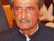 Ghulam Ahmad Bilour alleges CJP Nisar of taking back all security