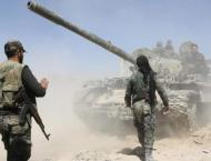 Syrian regime advances fast on rebels in south
